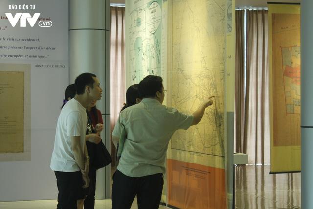 Tái hiện sinh động Hà Nội xưa tại Triển lãm Hoài niệm Hà Nội phố - Ảnh 9.