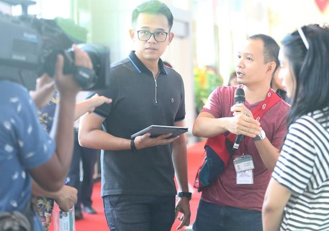 VTV Awards 2018: Hé lộ hình ảnh thảm đỏ và sân khấu trước giờ G - Ảnh 7.