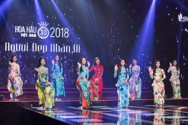 Khi thí sinh Hoa hậu Việt Nam 2018 thử sức làm điều dưỡng viên - Ảnh 6.