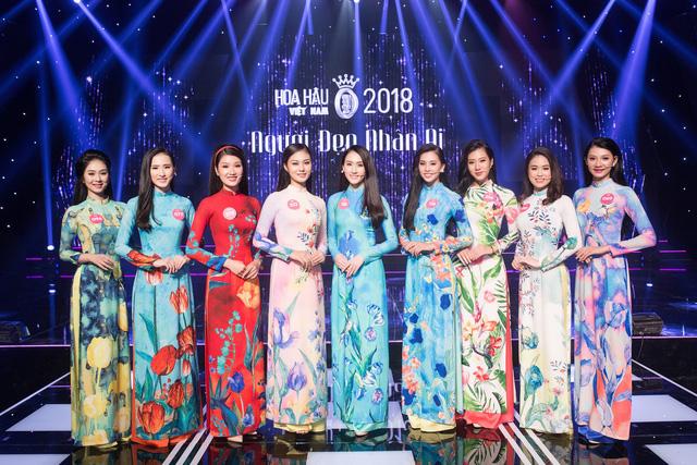 Khi thí sinh Hoa hậu Việt Nam 2018 thử sức làm điều dưỡng viên - Ảnh 5.