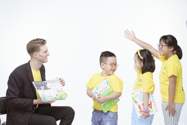 STEAM - Làn gió mới trong giảng dạy tiếng Anh trẻ em - Ảnh 1.