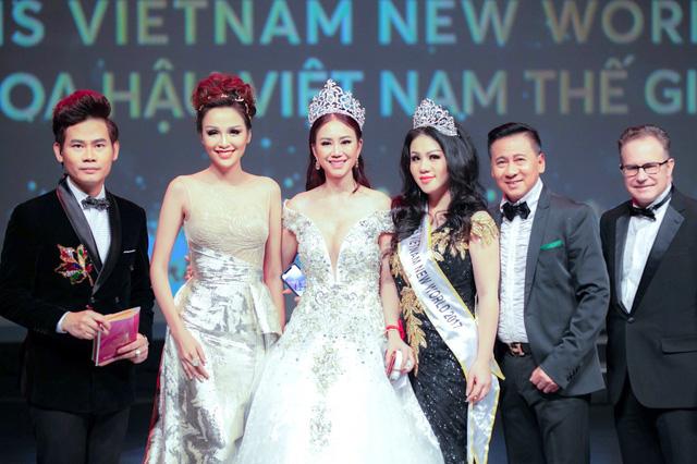 Hoa hậu Việt Nam thế giới 2018 tìm ra những ngôi vị xứng đáng - Ảnh 3.