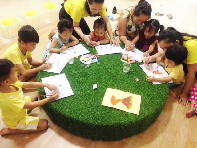 STEAM - Làn gió mới trong giảng dạy tiếng Anh trẻ em - Ảnh 2.