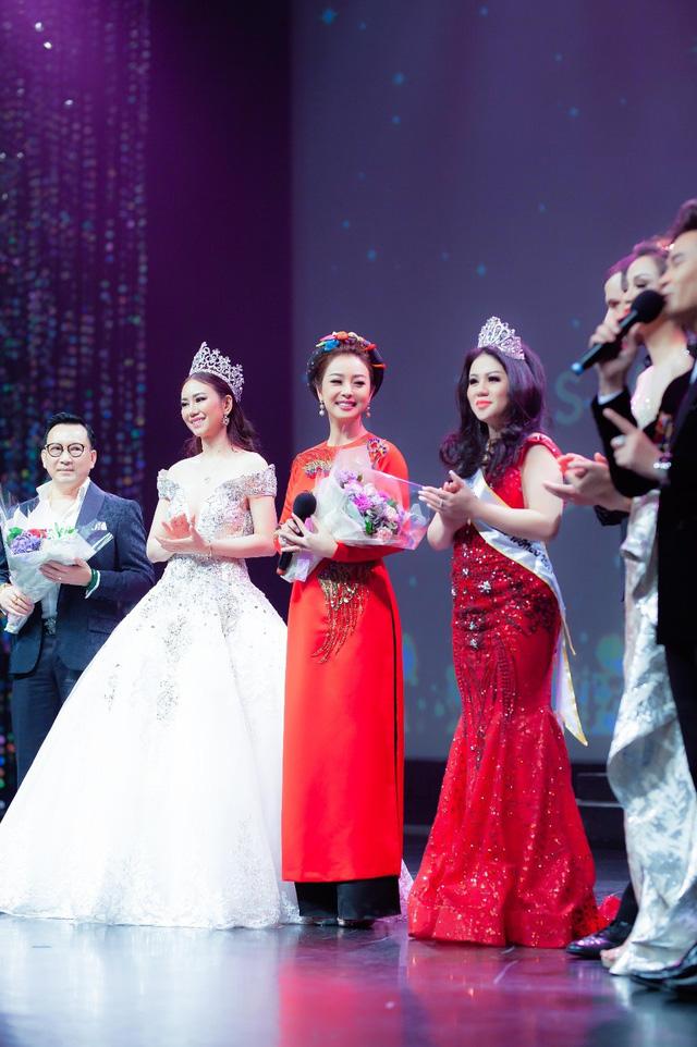 Hoa hậu Việt Nam thế giới 2018 tìm ra những ngôi vị xứng đáng - Ảnh 7.