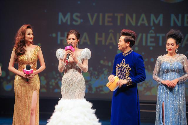 Hoa hậu Việt Nam thế giới 2018 tìm ra những ngôi vị xứng đáng - Ảnh 2.