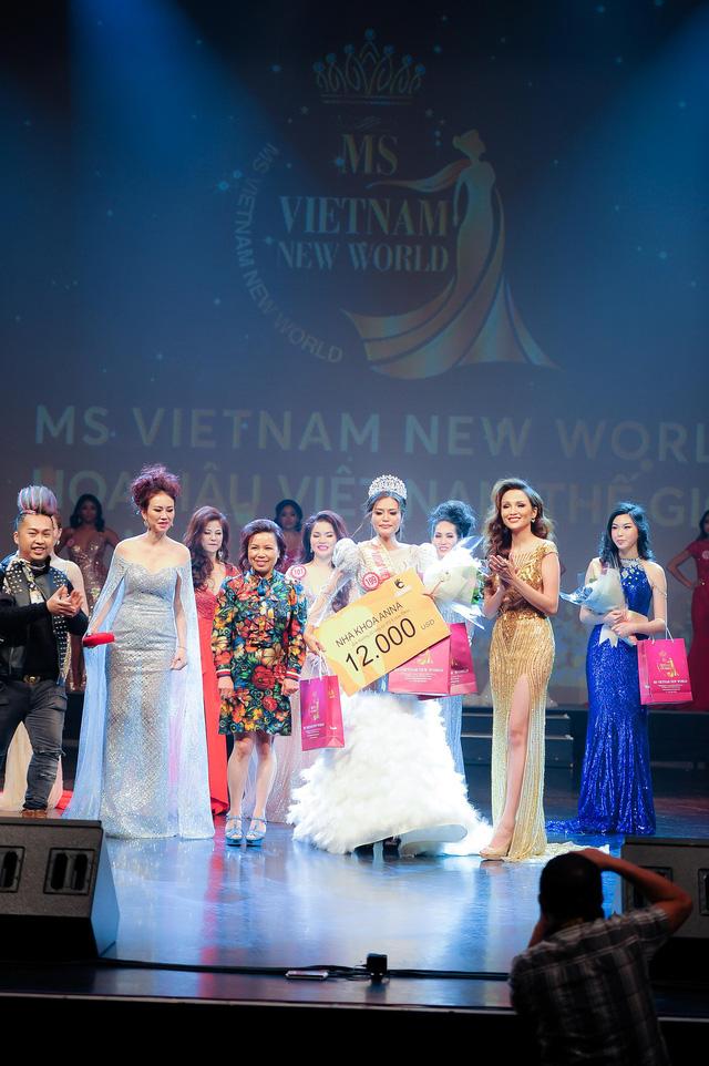 Hoa hậu Việt Nam thế giới 2018 tìm ra những ngôi vị xứng đáng - Ảnh 6.