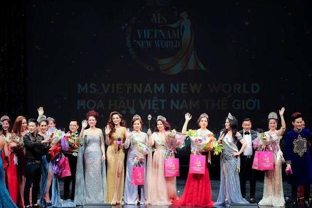 Hoa hậu Việt Nam thế giới 2018 tìm ra những ngôi vị xứng đáng - Ảnh 5.