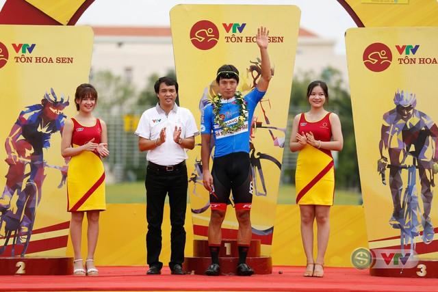 ẢNH: Những khoảnh khắc ấn tượng chặng 8 Giải xe đạp quốc tế VTV Cup Tôn Hoa Sen 2018 - Ảnh 12.