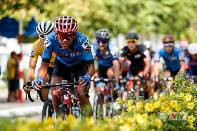ẢNH: Những khoảnh khắc ấn tượng chặng 8 Giải xe đạp quốc tế VTV Cup Tôn Hoa Sen 2018 - Ảnh 9.