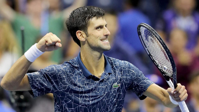 Trước trận chung kết đơn nam giải quần vợt Mỹ mở rộng 2018: Djokovic chiếm ưu thế về chỉ số trước Del Potro - Ảnh 1.