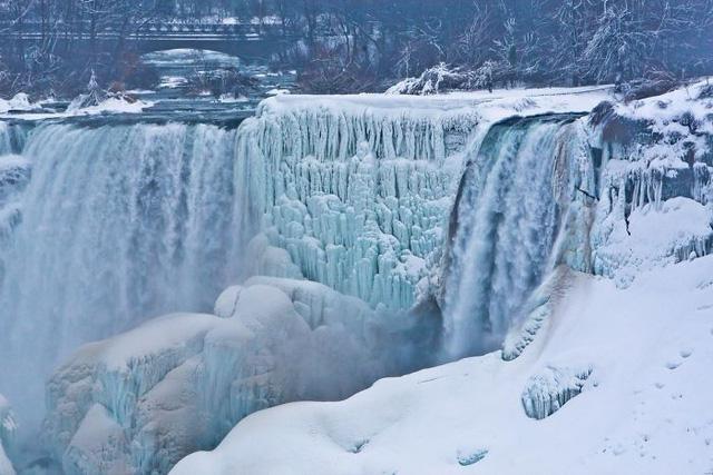 Giật mình trước chùm ảnh về mùa đông lạnh giá ở Bắc Mỹ - Ảnh 15.