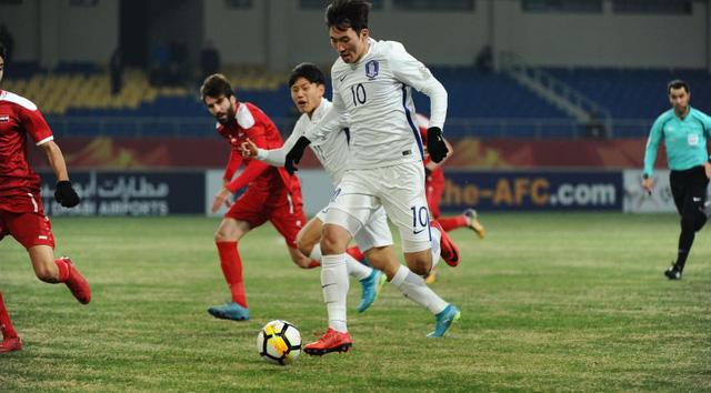 18h30 hôm nay (17/1), U23 Hàn Quốc - U23 Australia: Trận đấu quyết định (Bảng D - VCK U23 châu Á 2018) - Ảnh 1.