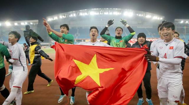 Chung kết U23 Việt Nam - U23 Uzbekistan: Đài Truyền hình Việt Nam tường thuật trực tiếp trên 2 kênh VTV2 và VTV6 - Ảnh 1.