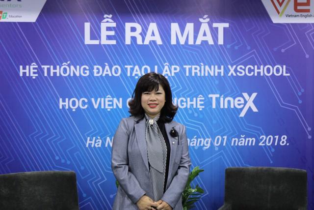 TineX - Mô hình học tập cung cấp nguồn nhân lực cho cách mạng công nghiệp 4.0 - Ảnh 2.