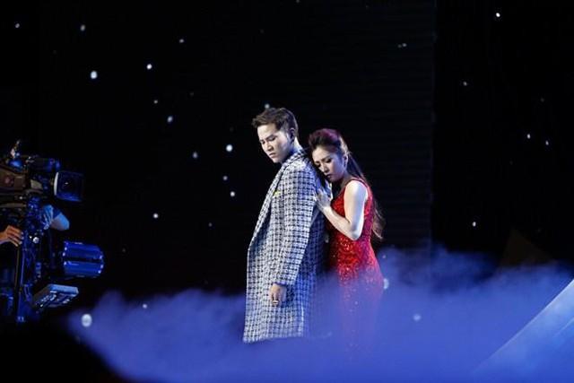 Cặp đôi hoàn hảo: Quán quân Giọng hát Việt nhí làm Ngọc Sơn rung động - Ảnh 3.