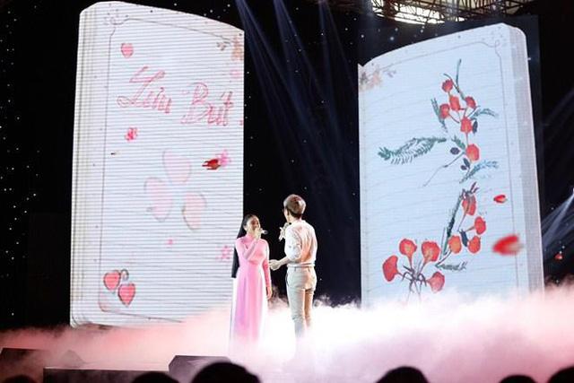 Cặp đôi hoàn hảo: Quán quân Giọng hát Việt nhí làm Ngọc Sơn rung động - Ảnh 1.