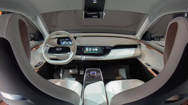 CES 2018: Sân khấu của những chiếc xe tương lai - Ảnh 19.