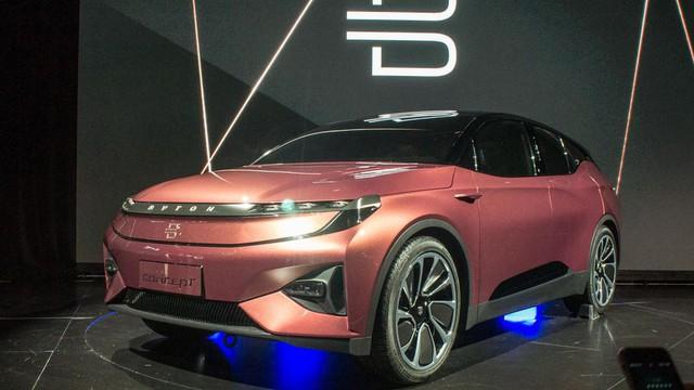 CES 2018: Sân khấu của những chiếc xe tương lai - Ảnh 2.