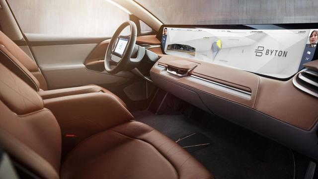CES 2018: Sân khấu của những chiếc xe tương lai - Ảnh 5.