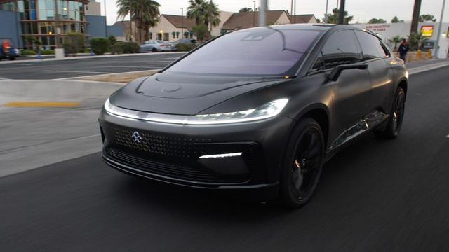 CES 2018: Sân khấu của những chiếc xe tương lai - Ảnh 6.
