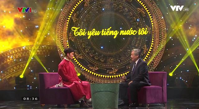 Đừng bỏ lỡ Vẻ đẹp Việt: Tôi yêu tiếng nước tôi dịp Tết Dương lịch (16h45, VTV2) - Ảnh 3.