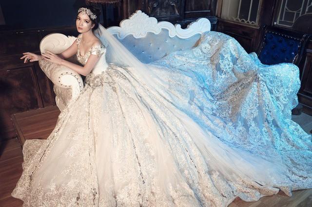 Con dâu Người phán xử khoe vẻ đẹp kiêu sa trong bộ ảnh mới - Ảnh 8.