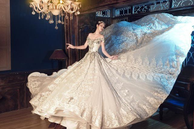 Con dâu Người phán xử khoe vẻ đẹp kiêu sa trong bộ ảnh mới - Ảnh 7.