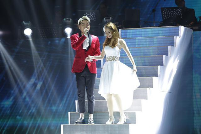 Hòa Minzy, Giang Hồng Ngọc, Erik, Đức Phúc giành vé vào Chung kết Cặp đôi hoàn hảo - Ảnh 1.