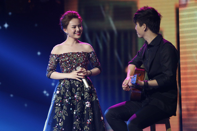 Hòa Minzy, Giang Hồng Ngọc, Erik, Đức Phúc giành vé vào Chung kết Cặp đôi hoàn hảo - Ảnh 2.