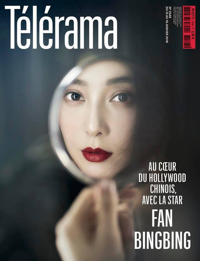 Phạm Băng Băng nhìn như Bạch Tuyết trên tạp chí của Pháp - Ảnh 4.