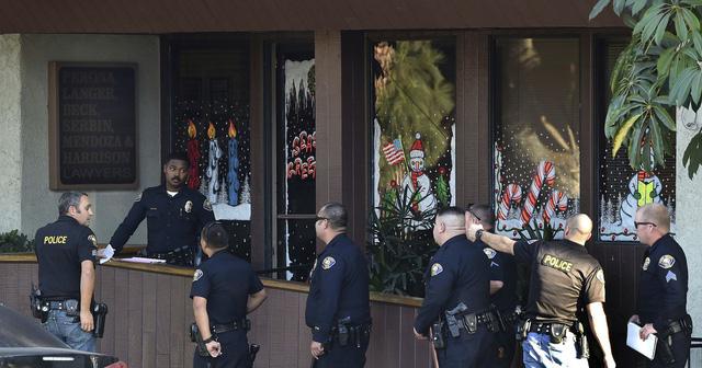 Xả súng vào cảnh sát ở Mỹ, 2 người thiệt mạng - Ảnh 3.