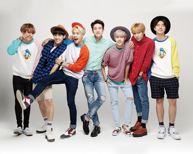 Album của BTS đắt hàng nhất năm 2017 tại Hàn Quốc - Ảnh 6.