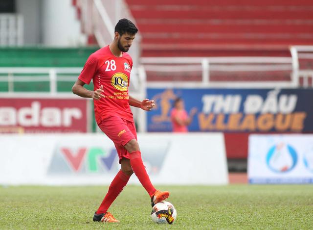 Rời Việt Nam, trung vệ HAGL sang giải hạng 2 Thái Lan thi đấu - Ảnh 1.