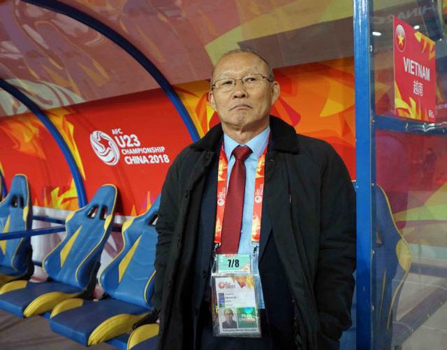 HLV Park Hang Seo tiếc nuối về trận thua của U23 Việt Nam trước U23 Hàn Quốc - Ảnh 1.