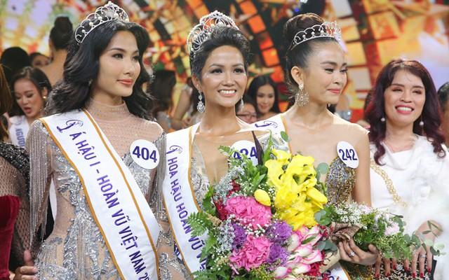 H'Hen Niê và cú lội ngược dòng lên ngôi Hoa hậu Hoàn vũ Việt Nam 2017 - Ảnh 1.