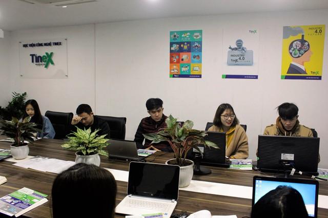 TineX - Mô hình học tập cung cấp nguồn nhân lực cho cách mạng công nghiệp 4.0 - Ảnh 1.