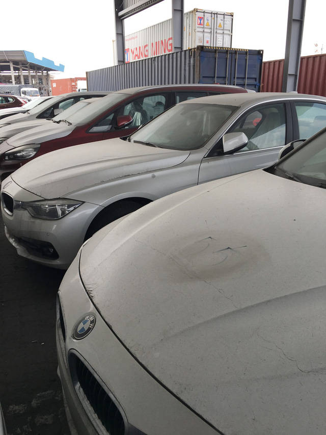 Lô hàng BMW tại cảng Sài Gòn sẽ được trả về châu Âu - Ảnh 1.