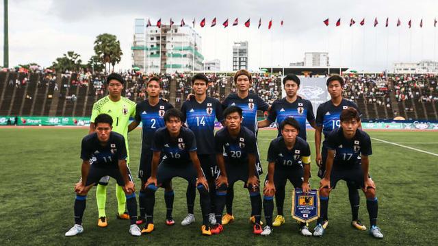 VCK U23 châu Á 2018: Nhận diện ứng viên vô địch U23 Nhật Bản - Ảnh 1.