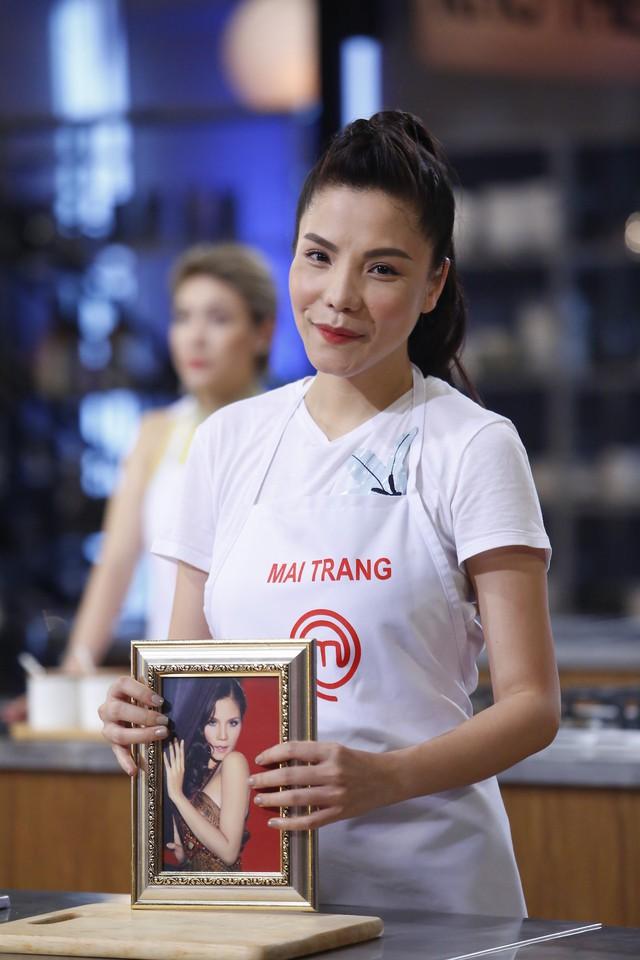 Ca sĩ Kiwi Ngô Mai Trang tự tin sẽ giành ngôi Quán quân Vua đầu bếp - Ảnh 3.