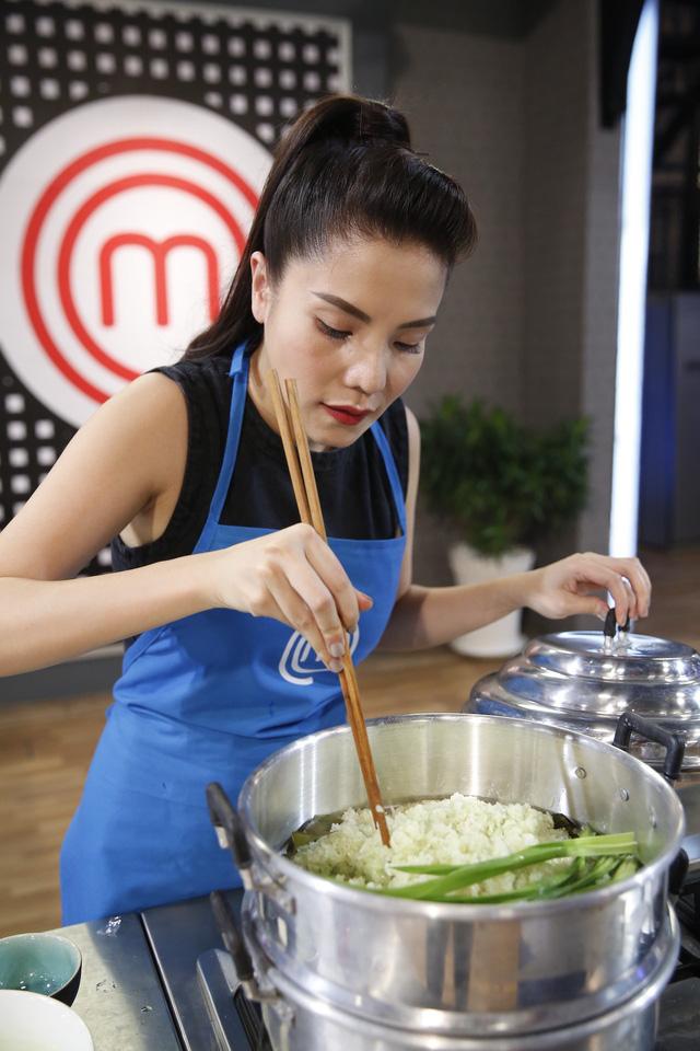 Ca sĩ Kiwi Ngô Mai Trang tự tin sẽ giành ngôi Quán quân Vua đầu bếp - Ảnh 2.