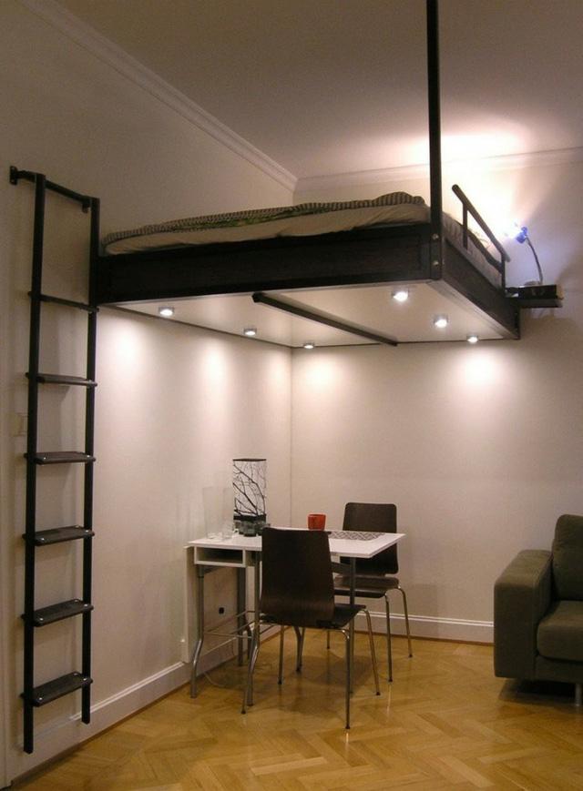Những ý tưởng thiết kế giường siêu độc làm mới không gian trong nhà - Ảnh 5.