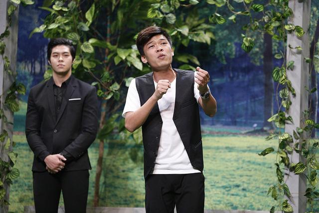 Trung Ruồi hát hit của Chi Pu, top 3 Vua đầu bếp tranh tài ở Chung kết - Ảnh 3.