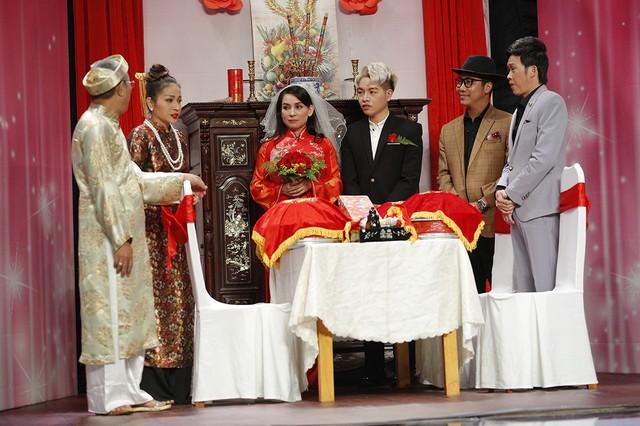 Lộ hình cưới của Phi Nhung - Đức Phúc tại Ơn giời! Cậu đây rồi! - Ảnh 1.