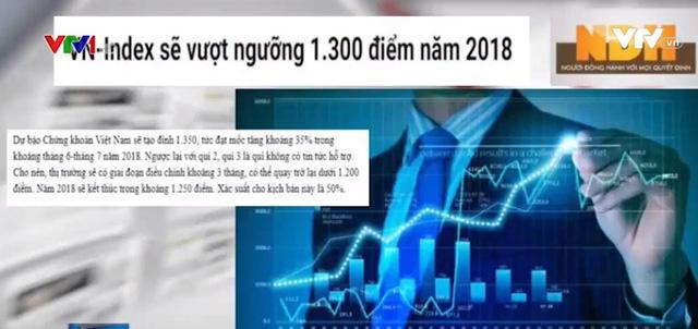 Dự báo cơ hội một số kênh đầu tư tài chính trong năm 2018 - Ảnh 2.