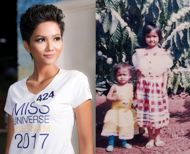 H'Hen Niê - Hành trình từ cô vịt xấu xí tới Hoa hậu Hoàn vũ Việt Nam - Ảnh 1.