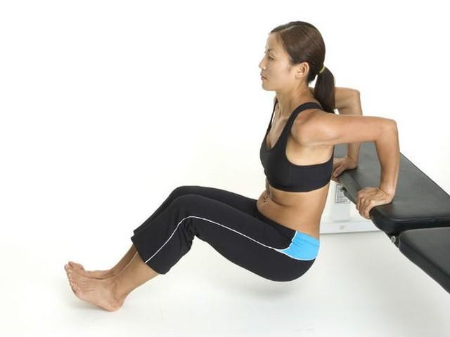 8 cách hiệu quả làm giảm mỡ béo trên cánh tay - Ảnh 2.