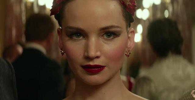 Jennifer Lawrence hóa điệp viên gợi cảm trong phim Red Sparrow - ảnh 1