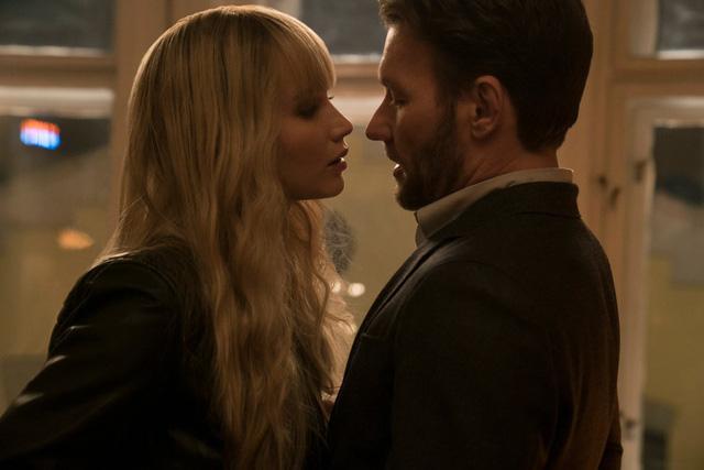Jennifer Lawrence hóa điệp viên gợi cảm trong phim Red Sparrow - ảnh 2