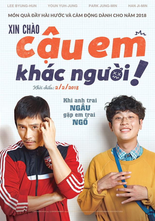 Lee Byung Hun vào vai tay đấm hết thời trong phim tâm lý gia đình hài hước - Ảnh 1.