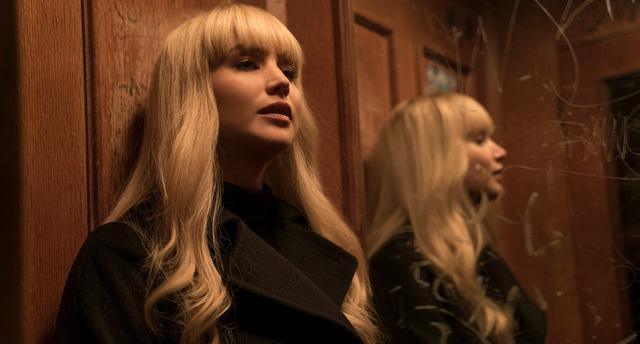 Jennifer Lawrence hóa điệp viên gợi cảm trong phim Red Sparrow - ảnh 3
